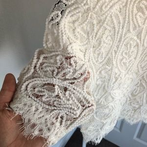 Hot Miami Styles Tops - Hot Miami styles lace top